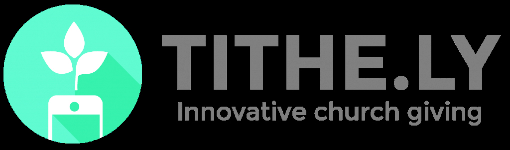 tithely giving logo